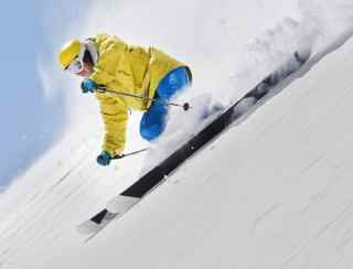 skiing injuries to the knee can be treated at the angel sports injury and physiotherapy clinic